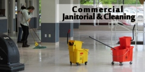 janitorial office cleaning
