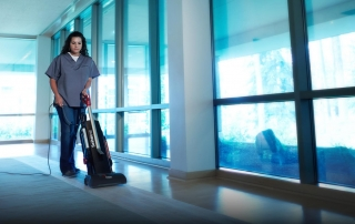 janitorial services HRM