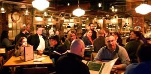 busy restaurant in Halifax