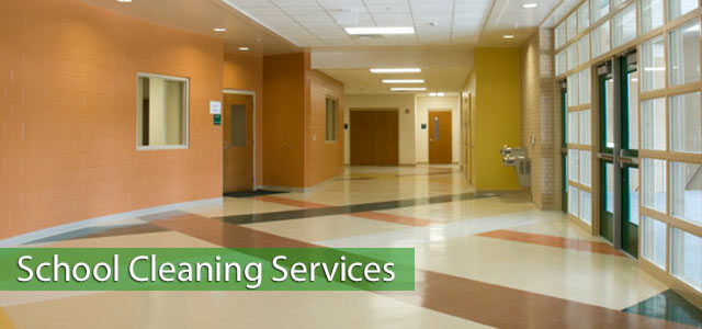 School Cleaning Services Halifax and Dartmouth NS