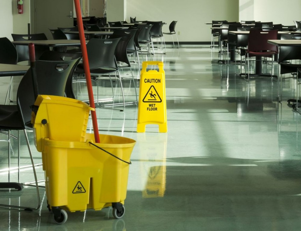 janitorial services buffalo grove