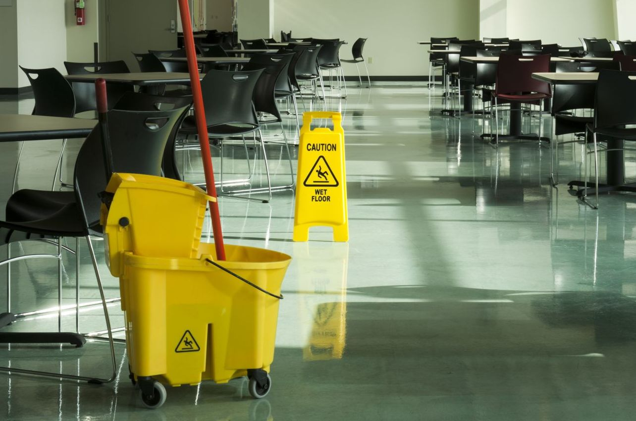 Commercial Cleaning 101