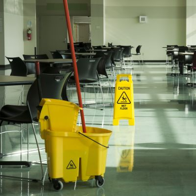 janitorial services small