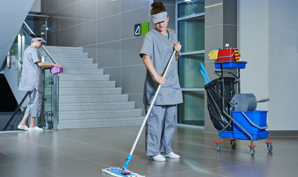 Janitorial Services Moncton