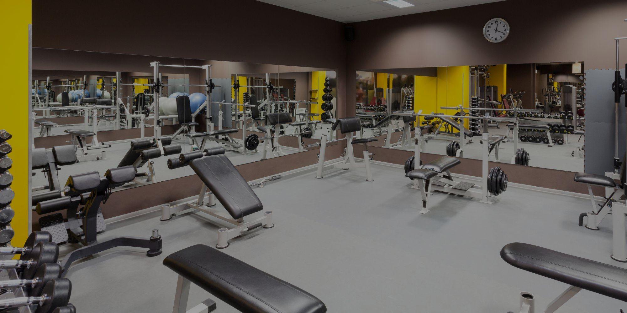 Gym Cleaning Halifax Slider