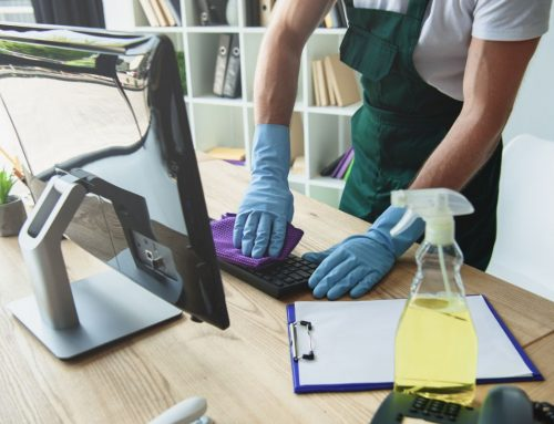 Clean Safe Healthy Working Environments