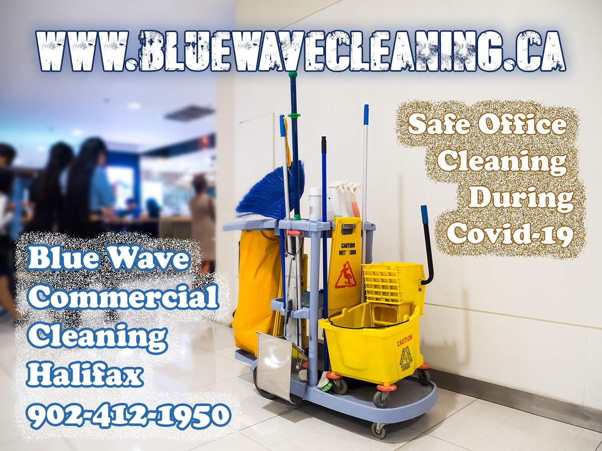 Blue Wave Commercial Cleaners Halifax Dartmouth